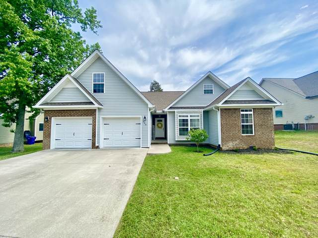 568 NW Thoroughbred Dr, Cleveland, TN 37312 (MLS #1337228) :: The Hollis Group