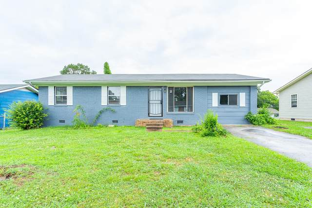 1409 Carousel Rd, Chattanooga, TN 37411 (MLS #1337293) :: Smith Property Partners