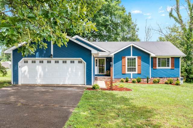 2529 Westwind Dr, Soddy Daisy, TN 37379 (MLS #1337347) :: Keller Williams Greater Downtown Realty | Barry and Diane Evans - The Evans Group