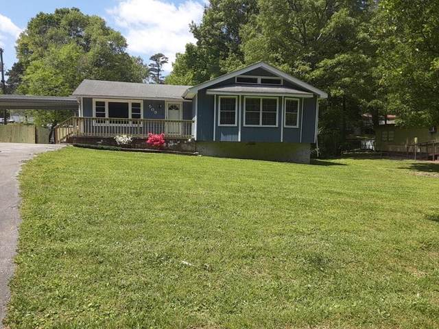 509 Montclair Dr, Rossville, GA 30741 (MLS #1337415) :: EXIT Realty Scenic Group