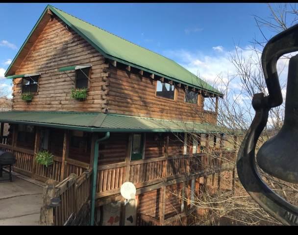 418 Hideaway Ridge Cir, Sevierville, TN 37862 (MLS #1337430) :: The Hollis Group