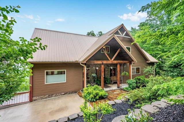 12108 Laurbrow Rd, Soddy Daisy, TN 37379 (MLS #1337526) :: EXIT Realty Scenic Group
