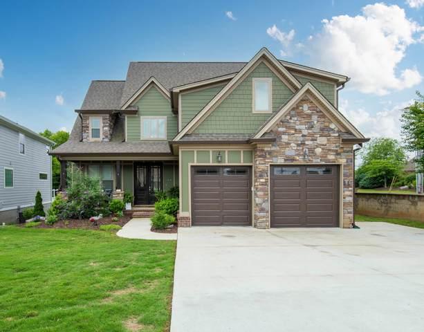 8106 Savannah Bay Dr, Ooltewah, TN 37363 (MLS #1337565) :: Elizabeth Moyer Homes and Design/Keller Williams Realty