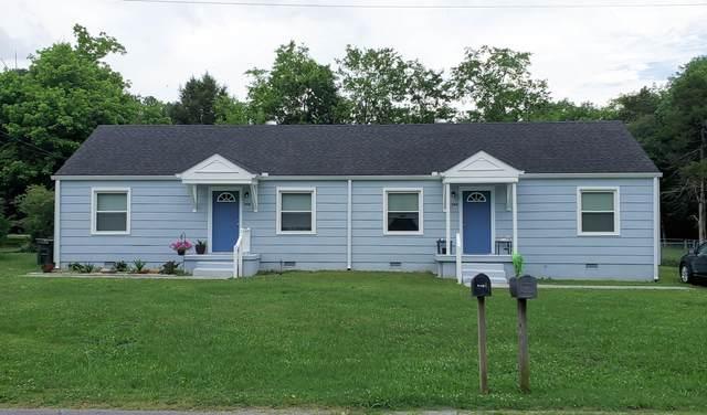 314 Harker Rd, Fort Oglethorpe, GA 30742 (MLS #1337609) :: EXIT Realty Scenic Group
