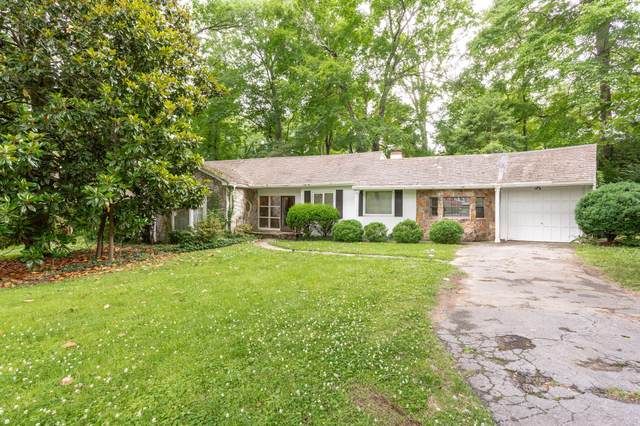 1302 Peter Pan Rd, Lookout Mountain, GA 30750 (MLS #1337631) :: Keller Williams Greater Downtown Realty | Barry and Diane Evans - The Evans Group