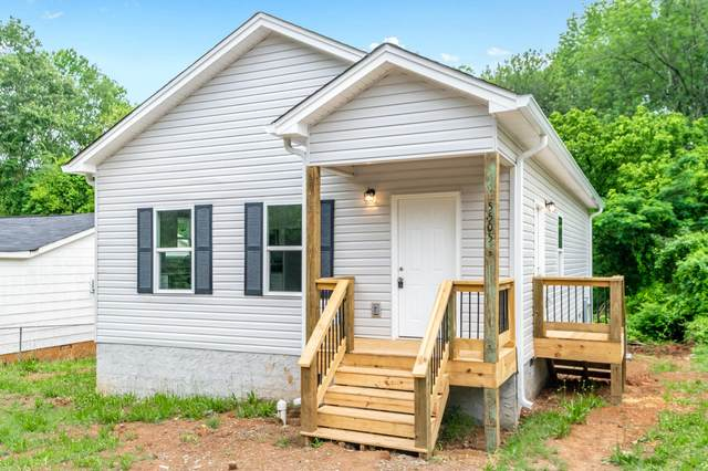 5505 Central Ave, Chattanooga, TN 37410 (MLS #1337657) :: Smith Property Partners