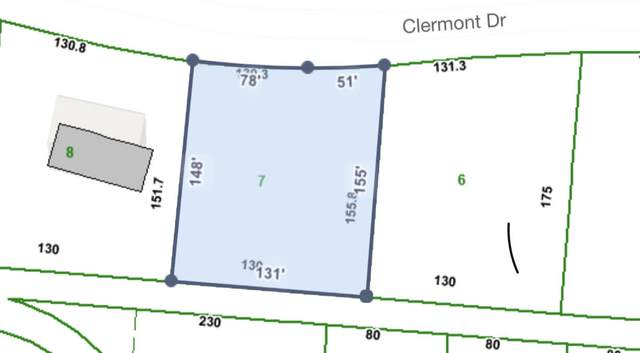 0 Clermont Dr, Hixson, TN 37343 (MLS #1337704) :: The Weathers Team