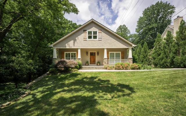 120 S Forrest Ave, Lookout Mountain, TN 37350 (MLS #1337781) :: Keller Williams Greater Downtown Realty | Barry and Diane Evans - The Evans Group