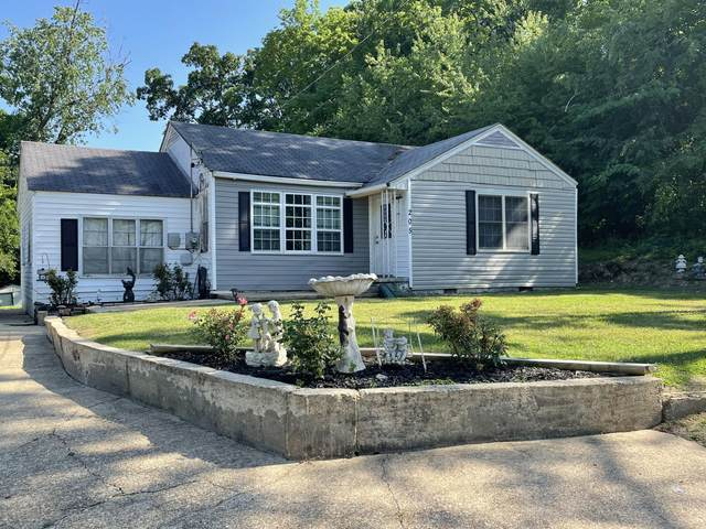 205 Georgia St, Rossville, GA 30741 (MLS #1337809) :: Chattanooga Property Shop