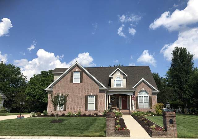 7344 Lazy Brook Ct, Ooltewah, TN 37363 (MLS #1337822) :: Chattanooga Property Shop