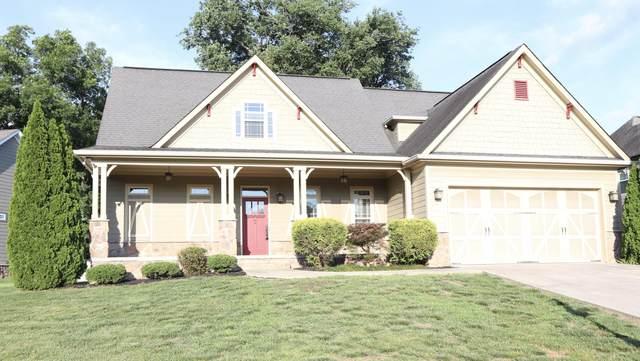 7548 Lacie Jay Ln, Ooltewah, TN 37363 (MLS #1337871) :: Chattanooga Property Shop
