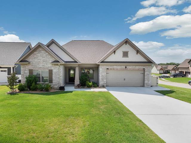 7917 Fox Rise Tr #241, Ooltewah, TN 37363 (MLS #1337896) :: Chattanooga Property Shop