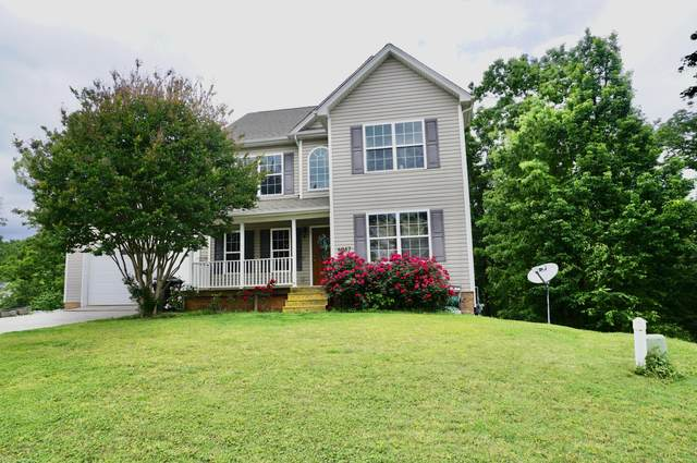 6057 Wardwell Dr, Ooltewah, TN 37363 (MLS #1337970) :: Smith Property Partners