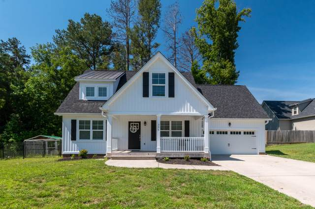350 NW Walnut Creek Tr, Cleveland, TN 37312 (MLS #1338067) :: Keller Williams Greater Downtown Realty | Barry and Diane Evans - The Evans Group