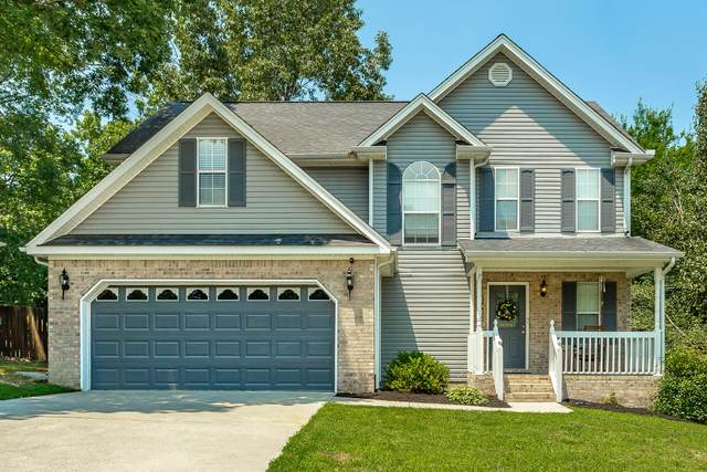10369 Baker Boy Dr, Ooltewah, TN 37363 (MLS #1338099) :: Chattanooga Property Shop