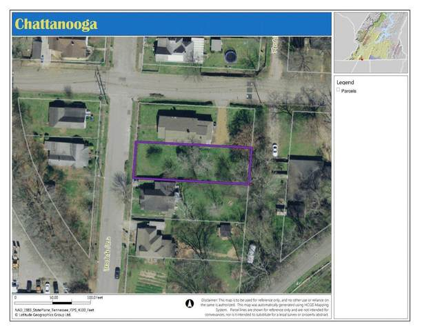 5502 Beulah Ave, Chattanooga, TN 37409 (MLS #1338200) :: 7 Bridges Group