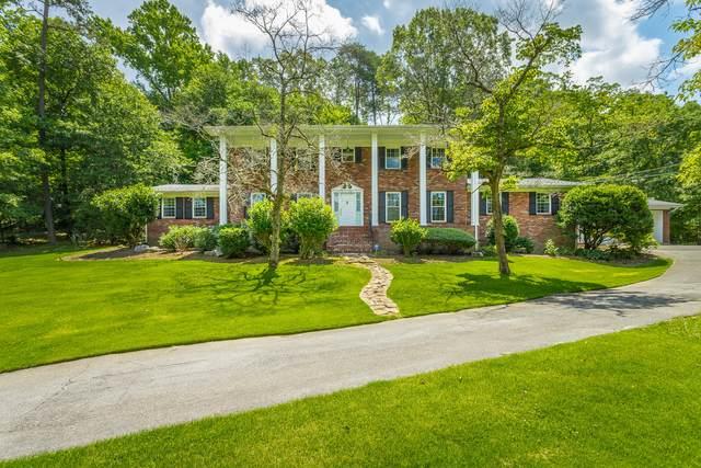 320 Garden Rd, Chattanooga, TN 37419 (MLS #1338238) :: The Lea Team