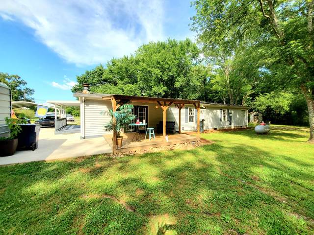 1232 Old Thatcher Rd, Soddy Daisy, TN 37379 (MLS #1338301) :: Chattanooga Property Shop