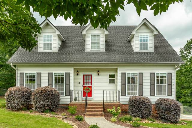 1 Hickory Ridge Tr, Ringgold, GA 30736 (MLS #1338346) :: Elizabeth Moyer Homes and Design/Keller Williams Realty