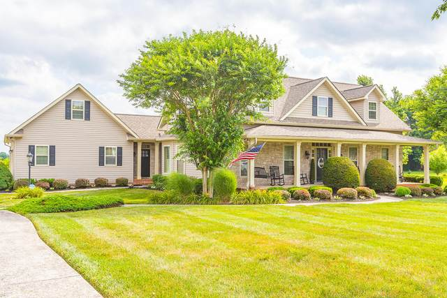 11815 Country Estates Dr, Apison, TN 37302 (MLS #1338387) :: Keller Williams Greater Downtown Realty | Barry and Diane Evans - The Evans Group