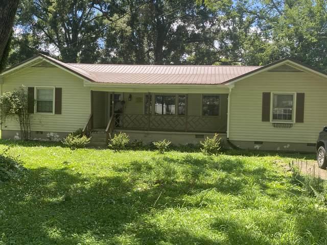 302 Gracie Ave, Fort Oglethorpe, GA 30742 (MLS #1338435) :: The Jooma Team