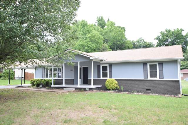 309 Browntown Rd, Chattanooga, TN 37415 (MLS #1338436) :: The Lea Team