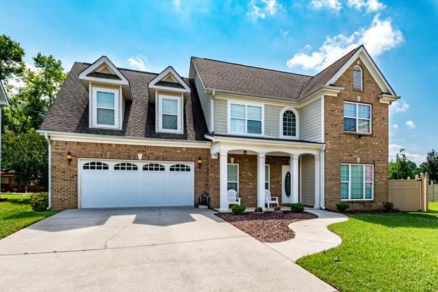 8018 Ashview Cir, Ooltewah, TN 37363 (MLS #1338490) :: Smith Property Partners