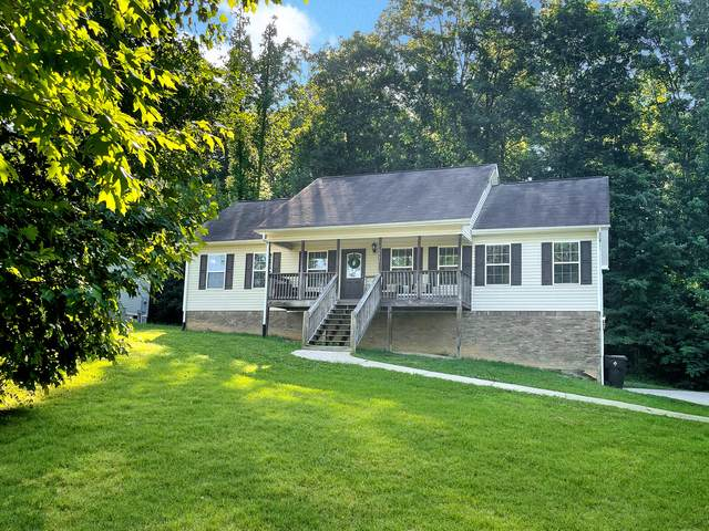 5395 Blue Springs Rd, Cleveland, TN 37311 (MLS #1338518) :: Chattanooga Property Shop