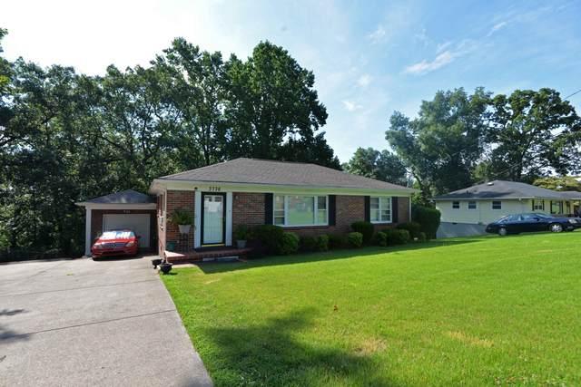 3738 Knollwood Dr, Chattanooga, TN 37415 (MLS #1338595) :: The Jooma Team
