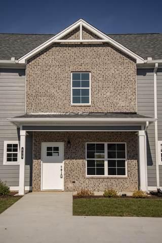 496 NE Bellingham Dr 11C, Cleveland, TN 37312 (MLS #1338752) :: Chattanooga Property Shop