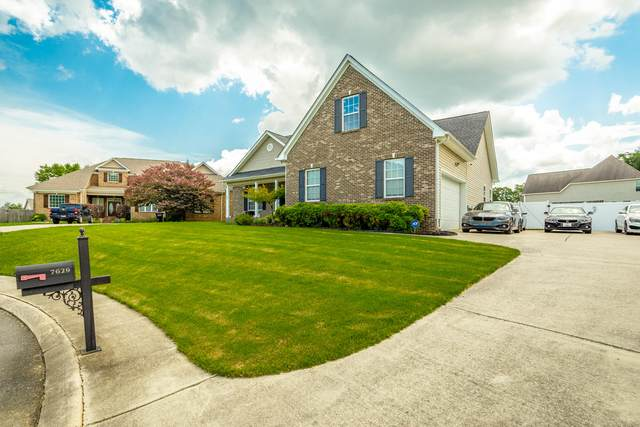 7629 Prince Dr, Ooltewah, TN 37363 (MLS #1338764) :: Chattanooga Property Shop