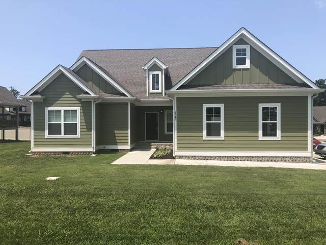 2285 NW Freewill Rd, Cleveland, TN 37312 (MLS #1338851) :: Chattanooga Property Shop