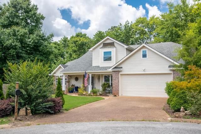 802 Creek Overlook Rd, Chattanooga, TN 37415 (MLS #1339042) :: The Hollis Group