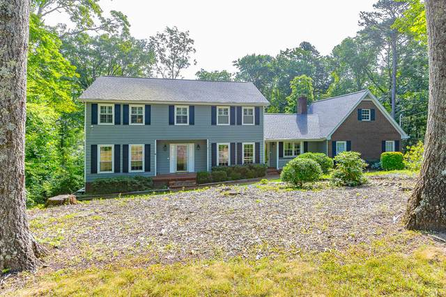 520 Fern Tr, Signal Mountain, TN 37377 (MLS #1339189) :: Keller Williams Greater Downtown Realty | Barry and Diane Evans - The Evans Group