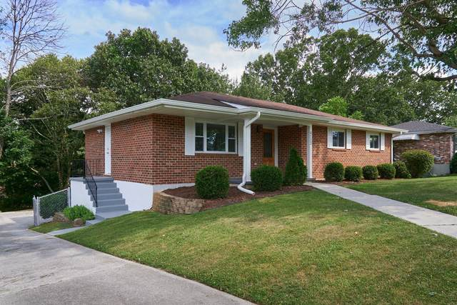 4712 Mary Hall Ln #20, Chattanooga, TN 37416 (MLS #1339222) :: EXIT Realty Scenic Group