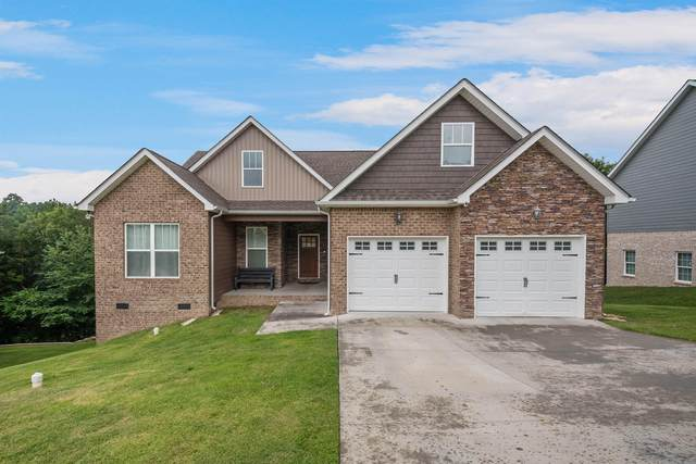 5760 Caney Ridge Cir, Ooltewah, TN 37363 (MLS #1339255) :: Elizabeth Moyer Homes and Design/Keller Williams Realty
