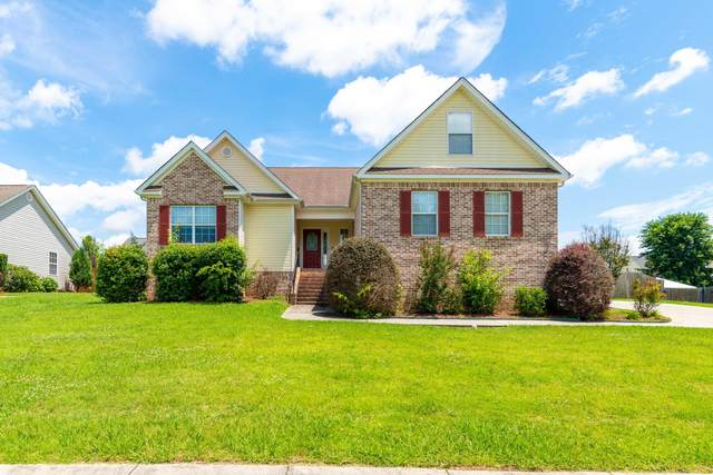 598 NW Thoroughbred Dr, Cleveland, TN 37312 (MLS #1339263) :: The Jooma Team
