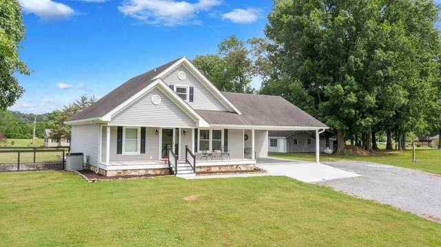 191 SE Red Clay Park Rd, Cleveland, TN 37323 (MLS #1339294) :: The Lea Team