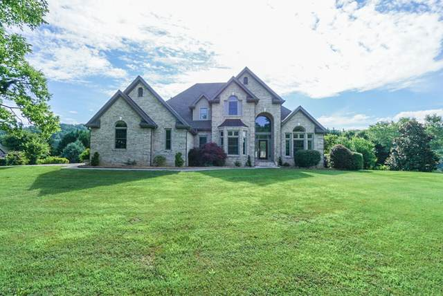 970 Cherokee Valley Rd, Ringgold, GA 30736 (MLS #1339432) :: EXIT Realty Scenic Group