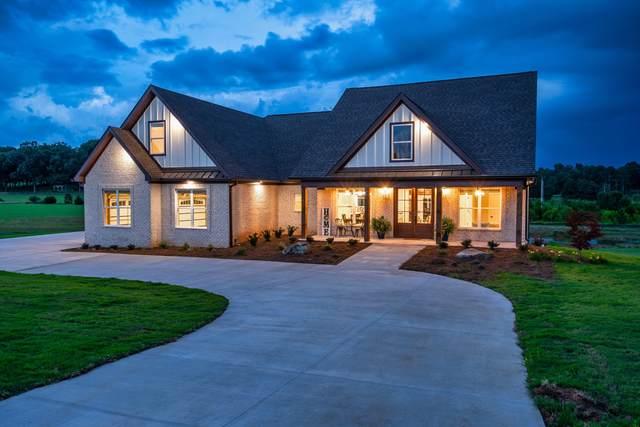 138 Breckinridge Dr Lot 12, Chickamauga, GA 30707 (MLS #1339490) :: EXIT Realty Scenic Group
