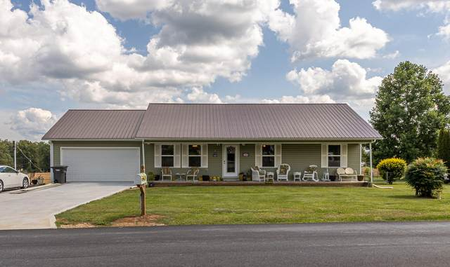 283 Isbill Rd, Madisonville, TN 37354 (MLS #1339495) :: EXIT Realty Scenic Group