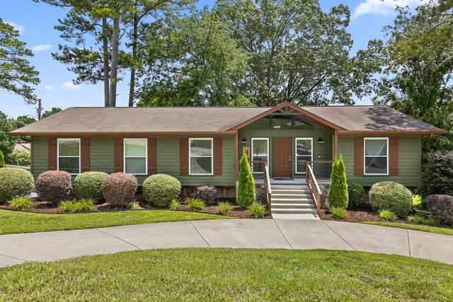 1914 Crystal Lake Ln, Hixson, TN 37343 (MLS #1339535) :: Smith Property Partners