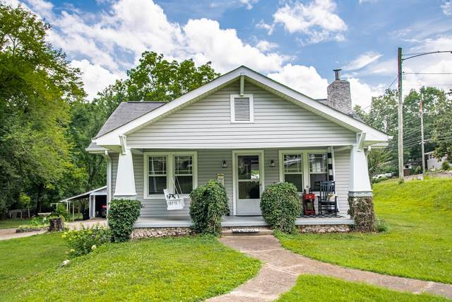 3600 Fountain Ave, Chattanooga, TN 37412 (MLS #1339553) :: The Hollis Group