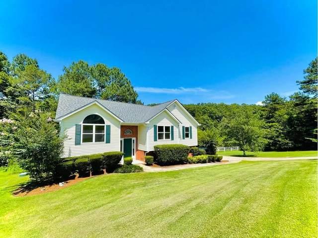 57 Amber Wood Dr, Ringgold, GA 30736 (MLS #1339624) :: Elizabeth Moyer Homes and Design/Keller Williams Realty