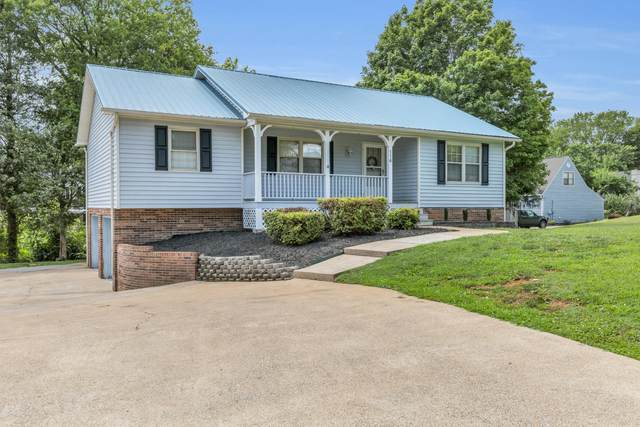 116 NW Vermont Dr, Cleveland, TN 37312 (MLS #1339772) :: The Jooma Team