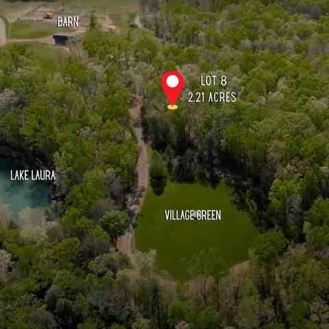 0 Long Branch Rd Lot 8, Lookout Mountain, GA 30750 (MLS #1339815) :: Keller Williams Realty