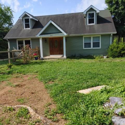 456 NW Mouse Creek Rd, Charleston, TN 37310 (MLS #1339867) :: The Robinson Team
