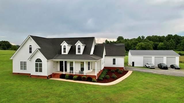 259 Ivy Ln, Evensville, TN 37332 (MLS #1339876) :: The Robinson Team