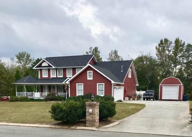 228 E Tennant Cir, Chickamauga, GA 30707 (MLS #1339885) :: Elizabeth Moyer Homes and Design/Keller Williams Realty