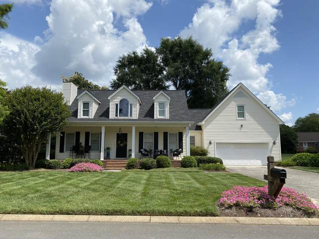201 NW Cottonwood Bend Dr #21, Cleveland, TN 37312 (MLS #1339905) :: The Robinson Team